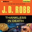 Thankless in Death - eAudiobook