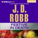 Festive in Death - eAudiobook