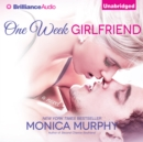 One Week Girlfriend : A Novel - eAudiobook