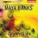 Giving In - eAudiobook