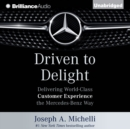 Driven to Delight : Delivering World-Class Customer Experience the Mercedes-Benz Way - eAudiobook