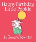 Happy Birthday, Little Pookie - Book