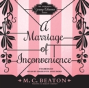 A Marriage of Inconvenience - eAudiobook