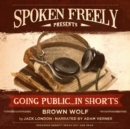 Brown Wolf - eAudiobook