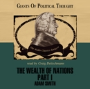 The Wealth of Nations, Part 1 - eAudiobook
