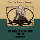 The Wealth of Nations, Part 2 - eAudiobook