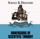 Dimensions of Scientific Thought - eAudiobook
