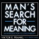 Man's Search for Meaning : An Introduction to Logotherapy - eAudiobook