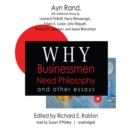 Why Businessmen Need Philosophy and Other Essays - eAudiobook
