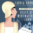 Death at Wentwater Court - eAudiobook