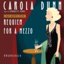 Requiem for a Mezzo - eAudiobook