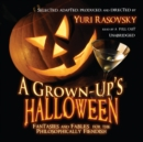 A Grown-Up's Halloween - eAudiobook