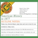 American History to 1877 - eAudiobook