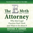 The E-Myth Attorney - eAudiobook