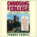 Choosing a College : A Guide for Parents & Students - eAudiobook