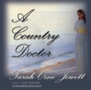 A Country Doctor - eAudiobook