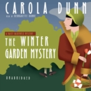 The Winter Garden Mystery : A Daisy Dalrymple Mystery - eAudiobook