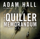 The Quiller Memorandum - eAudiobook