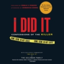 If I Did It : Confessions of the Killer - eAudiobook