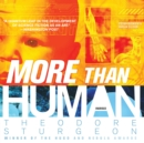 More Than Human - eAudiobook
