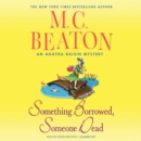 Something Borrowed, Someone Dead - eAudiobook