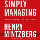 Simply Managing - eAudiobook