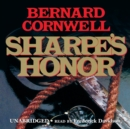 Sharpe's Honor - eAudiobook