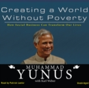 Creating a World without Poverty - eAudiobook