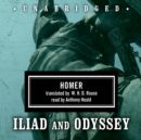 Homer Box Set: Iliad & Odyssey - eAudiobook