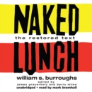 Naked Lunch - eAudiobook