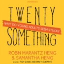 Twentysomething - eAudiobook
