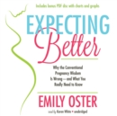 Expecting Better - eAudiobook