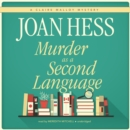 Murder as a Second Language - eAudiobook