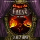 Cirque du Freak : A Living Nightmare - eAudiobook