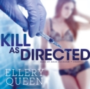 Kill as Directed - eAudiobook