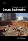 Fundamentals of Ground Engineering - Book