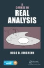 A Course in Real Analysis - Book