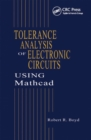 Tolerance Analysis of Electronic Circuits Using MATHCAD - eBook