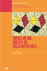 Topics in the Theory of Solid Materials - eBook
