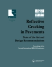 Reflective Cracking in Pavements : State of the Art and Design Recommendations - eBook