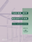 Taking Off Quantities: Civil Engineering - eBook