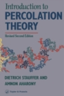 Introduction To Percolation Theory : Second Edition - eBook