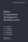 Robust Computational Techniques for Boundary Layers - eBook