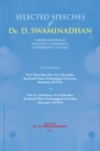 Selected Speeches of Dr. D. Swaminadhan - eBook