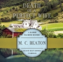 Death of a Perfect Wife - eAudiobook