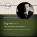Suspense, Vol. 1 - eAudiobook