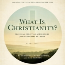 What Is Christianity? - eAudiobook