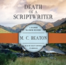 Death of a Scriptwriter - eAudiobook
