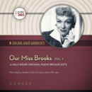 Our Miss Brooks, Vol. 1 - eAudiobook