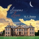 Lessons in Love - eAudiobook
